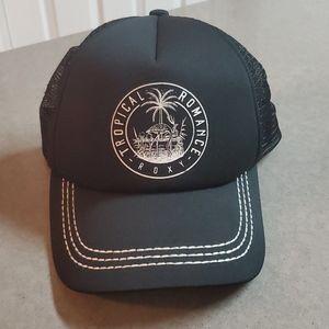 Roxy Tropical Romance Trucker Hat